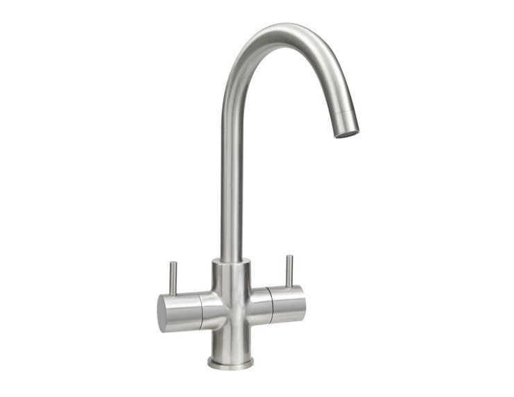 Astracast Shannon Brushed Stainless Steel Tap